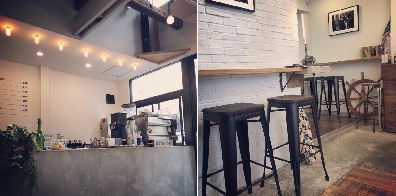 """<東京*日本橋>コーヒーがおいしい!ゆったり落ちつく小さなカフェ""""マイティ ステップス コーヒー ストップ""""♡_2"""