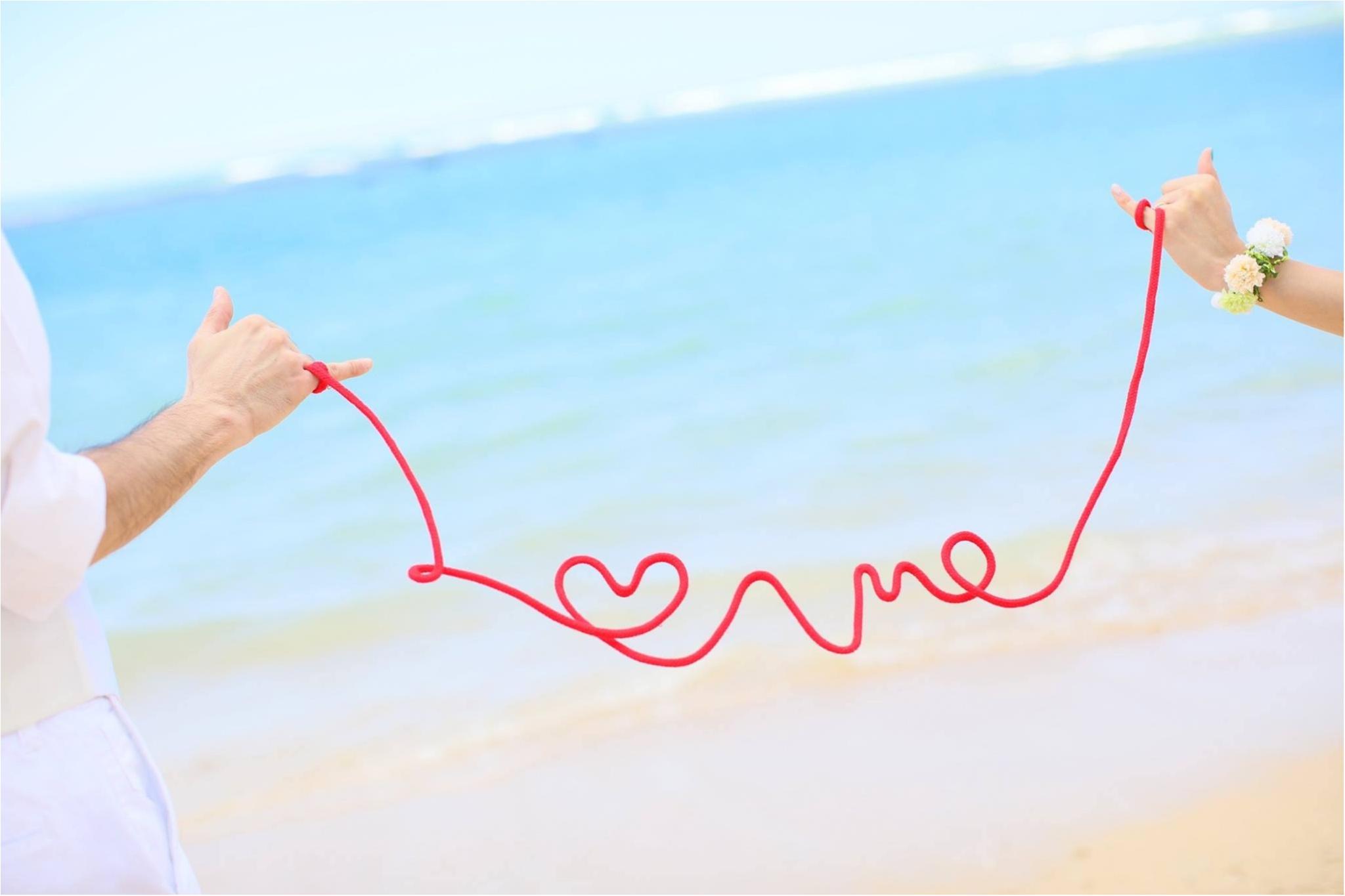 【プレ花嫁さん必見】ハワイでウェディングフォト撮影-ビーチ撮影・ハンドメイドの小物たち-_9