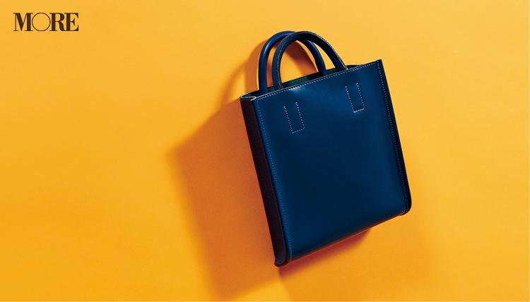 20代女子にジャストな旬ブランドで発見! ベーシックデザインのリアルに使えるバッグ6選♡_6