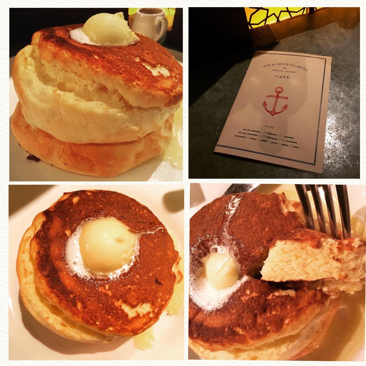 シンプルだからこそおいしい!6th by ORIENTAL HOTELのパンケーキがオススメすぎる♡_2