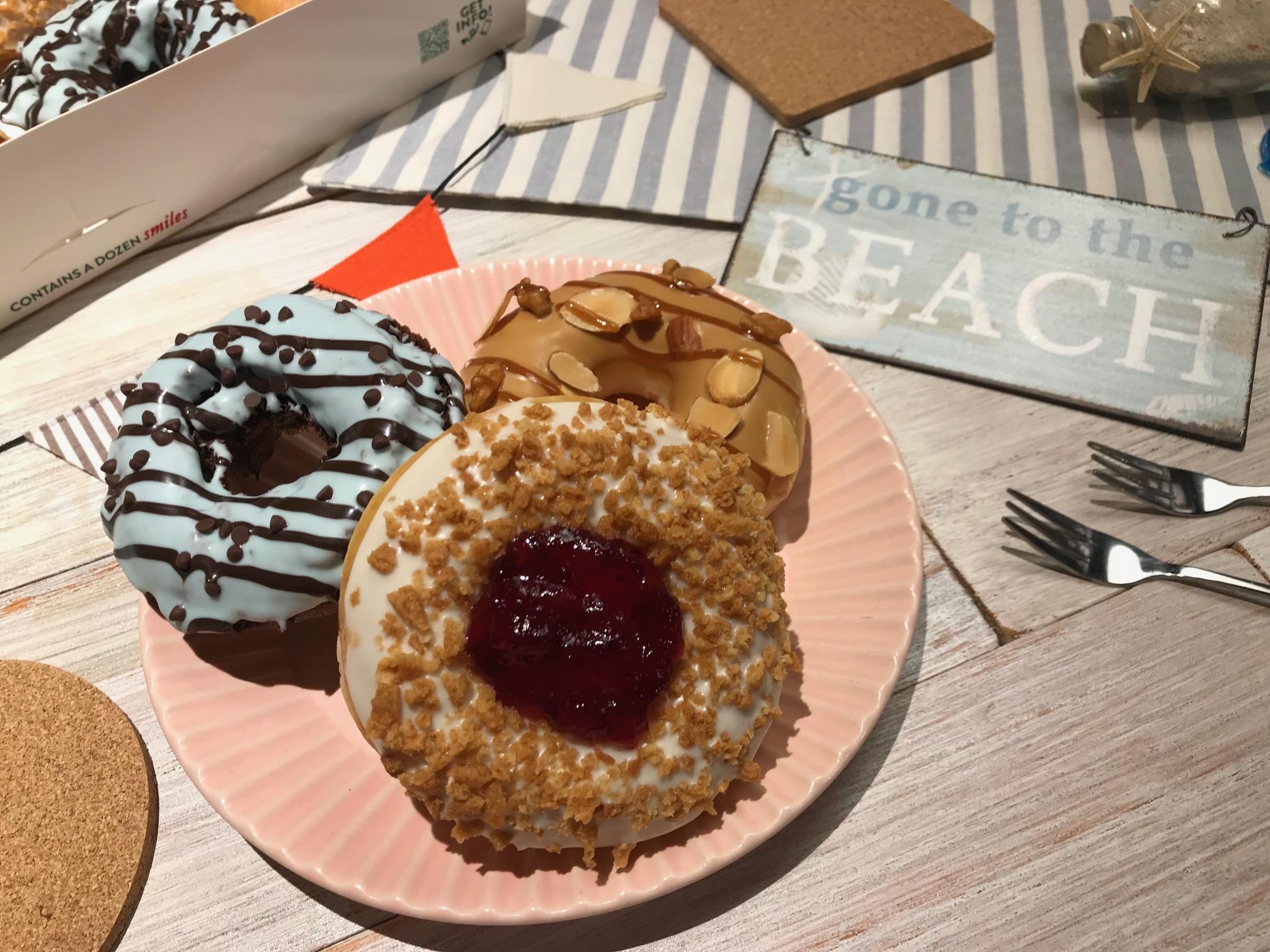 『クリスピー・クリーム・ドーナツ』新作は、チョコミントやベリーパイ☆記事Photo Gallery_1_1
