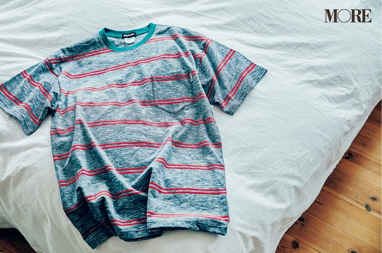松田元太と松倉海斗がシェアしそうなビームスのボーダーTシャツ
