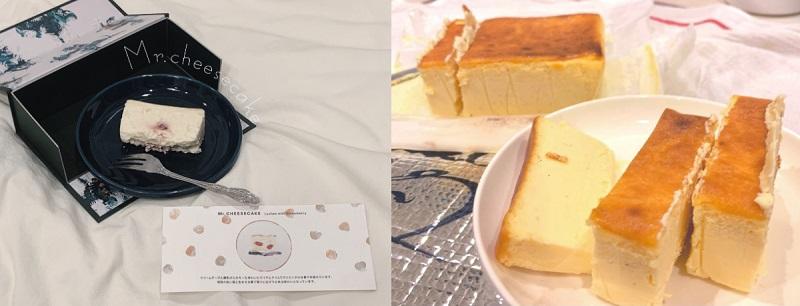 人生最高のチーズケーキ『Mr.CHEESECAKE』