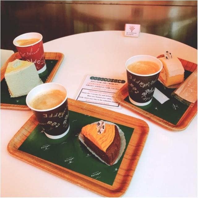 【#東京カフェ巡り】食べ過ぎた秋に!『パティスリー・ポタジエ』の野菜を使ったスイーツがおすすめ♡_4