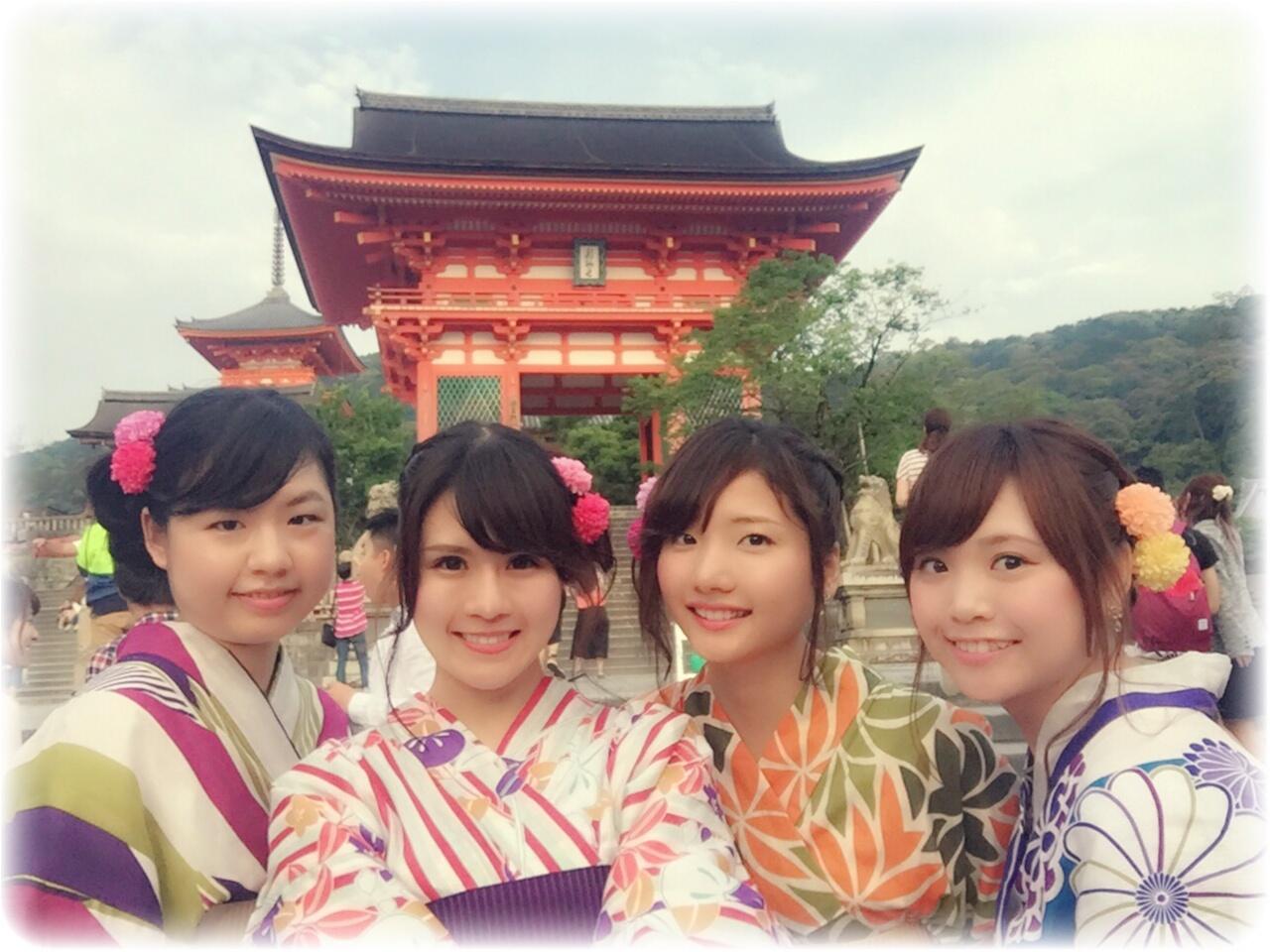 浴衣で京都❀(*´v`*)❀ ♡sayachim♡_6