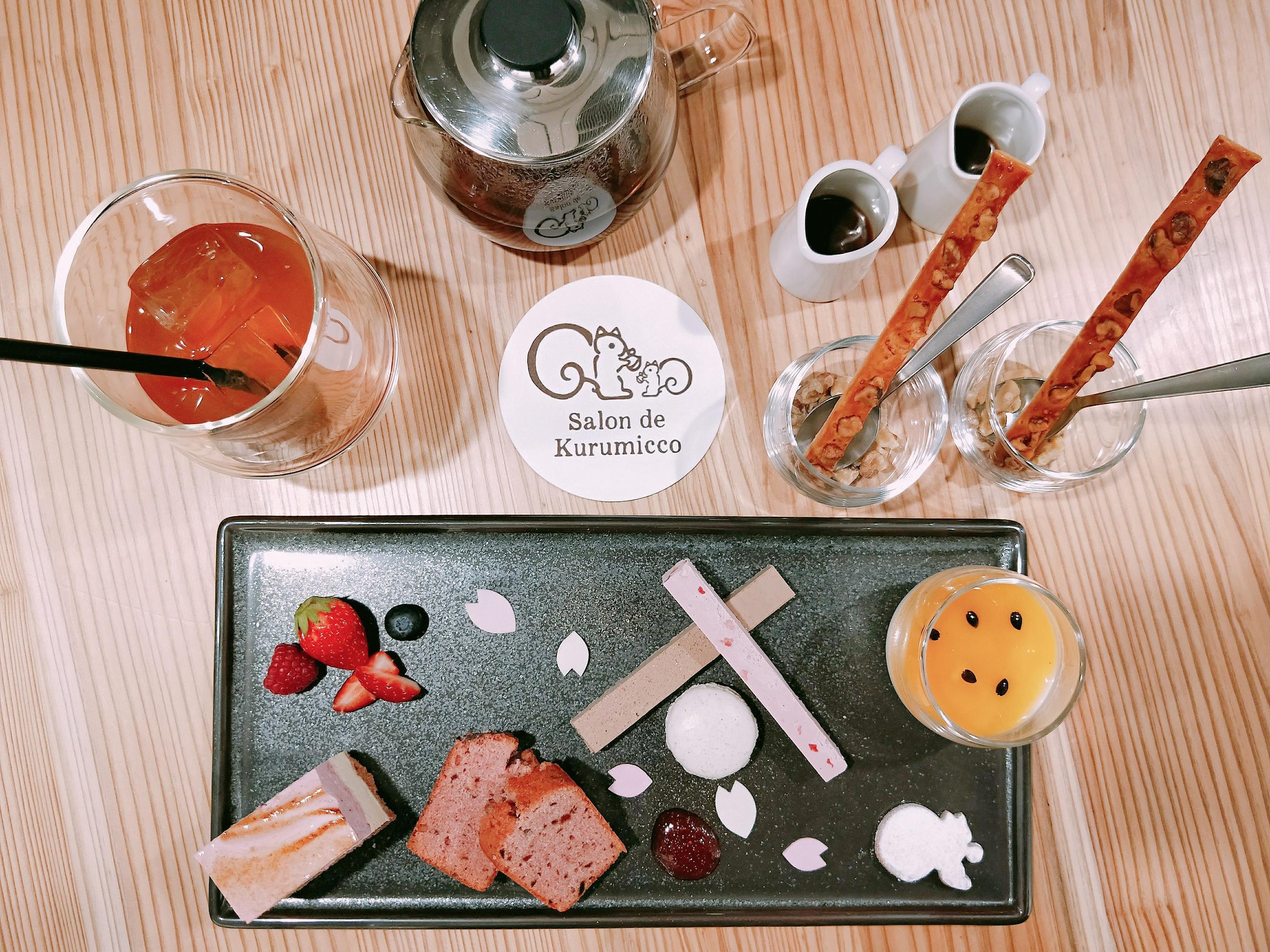 【鎌倉】売切続出「クルミッ子」がカフェに!期間限定プレートやパフェなど可愛いスイーツ♡_2