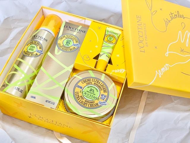 コフレシーズン到来!ロクシタンのアールグレイの香りで最高に癒される♡_1