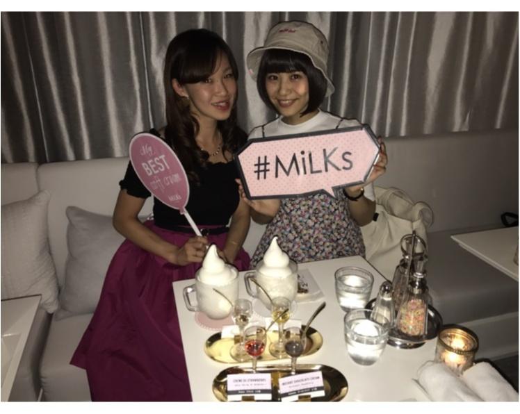【FOOD】恵比寿のカフェはココもおすすめ♡!新感覚ソフトクリーム×かわいいいっぱいの「MiLKs」_9