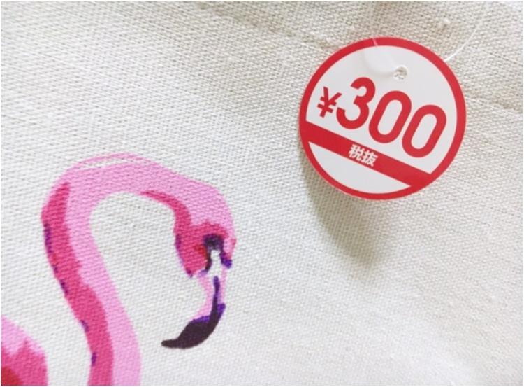 【DAISO】100均とは思えない!《可愛くて丈夫なトートバッグ》見つけちゃいました❤️_7
