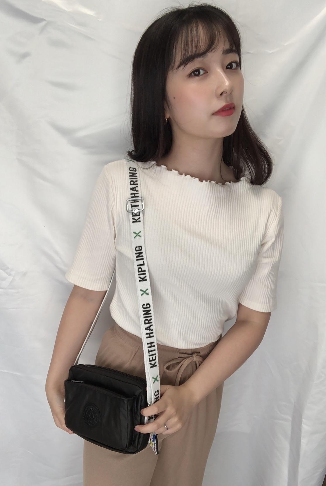 【新作】Kipling×Keith Haring コラボバッグがカジュアルで可愛い♡_5