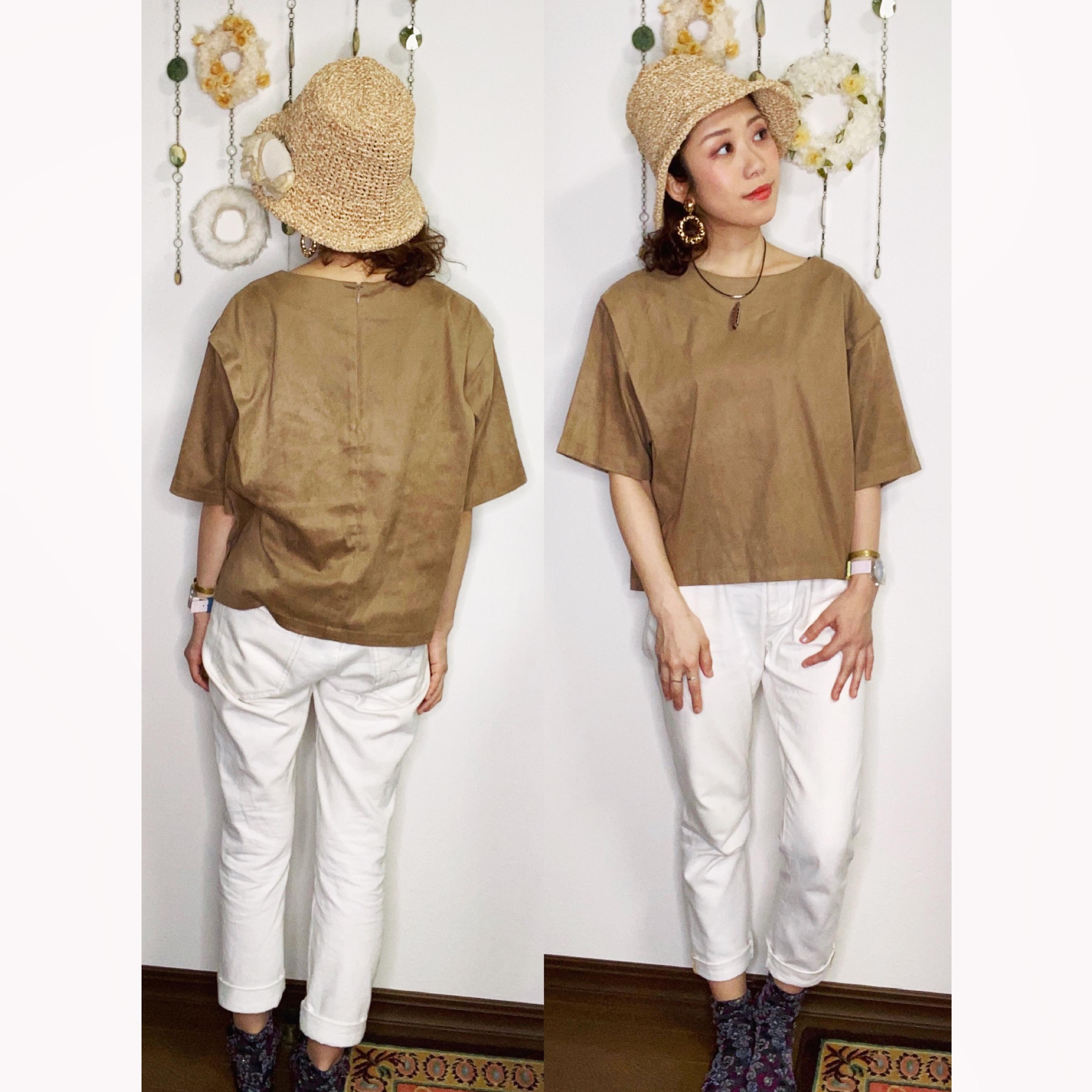 【オンナノコの休日ファッション】2020.9.10【うたうゆきこ】_1