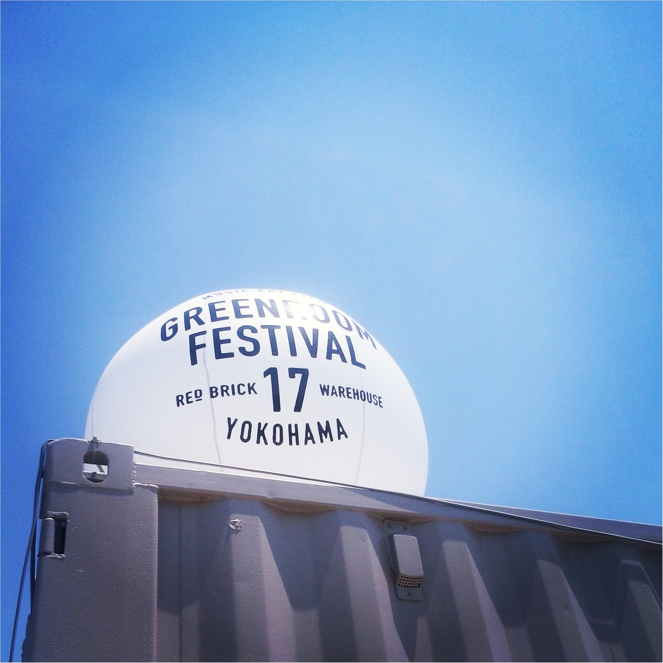 【今日、明日開催】横浜赤レンガ倉庫、グリーンルームフェスティバル!_1