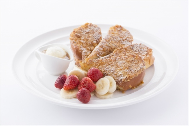 """5/12(金)〜7/2(日)の期間限定! """"ニューヨークの朝食の女王""""『サラベス』の新作は、グラノーラフレンチトースト!?_1"""