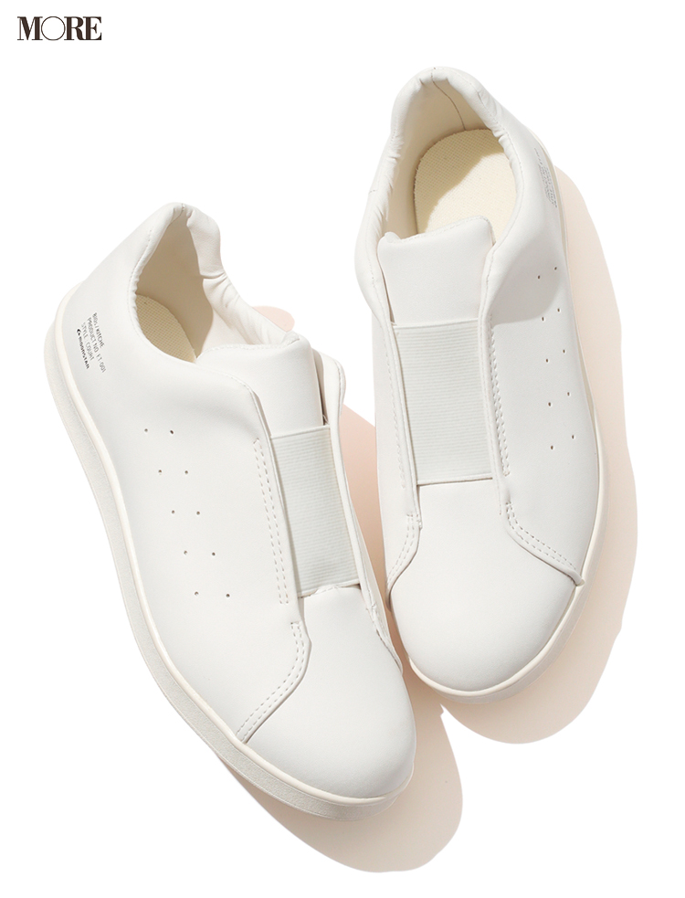 白いレザースニーカーなら理想の「きれいめ」もお手のもの! スタイリスト高野麻子さんの注目ブランド5選_11