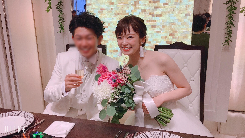 2019年5月12日《母の日》に結婚式を挙げました!_2