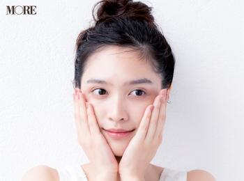 【20代女子がやっておくべき美肌ケア①正しい日焼け止め】石井美保さんが教える「摩擦ゼロ」の塗り方。一年中SPF50でエイジングケアを