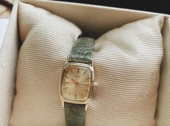 eteの腕時計が可愛い!素敵なラッピングでプレゼントにも!