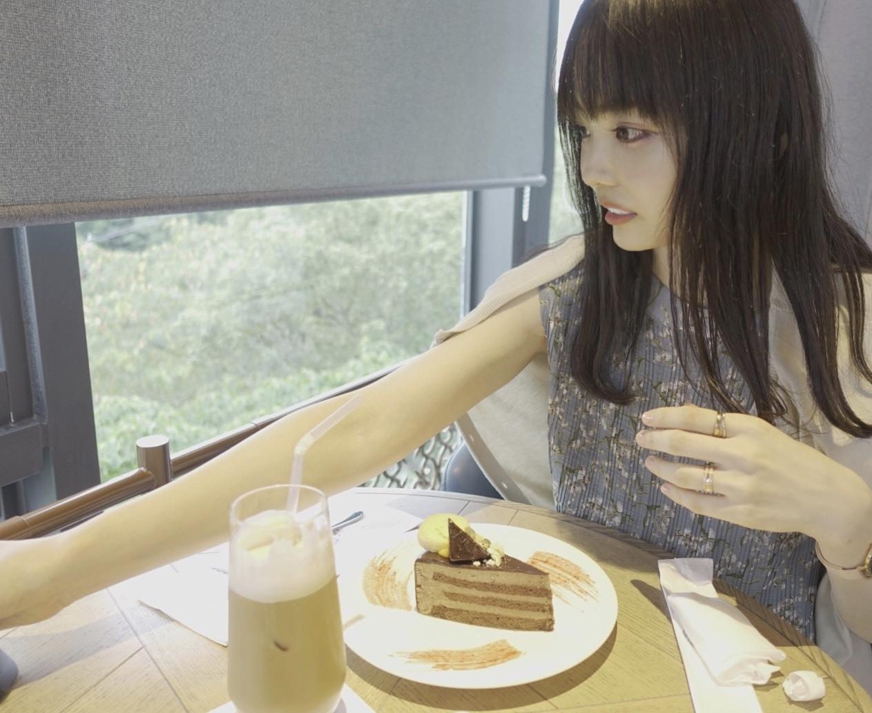 【神戸】神戸布引ハーブ園にいってみたらお洒落なテラスのカフェとハンモックがあってインスタ映えスポットだった_7