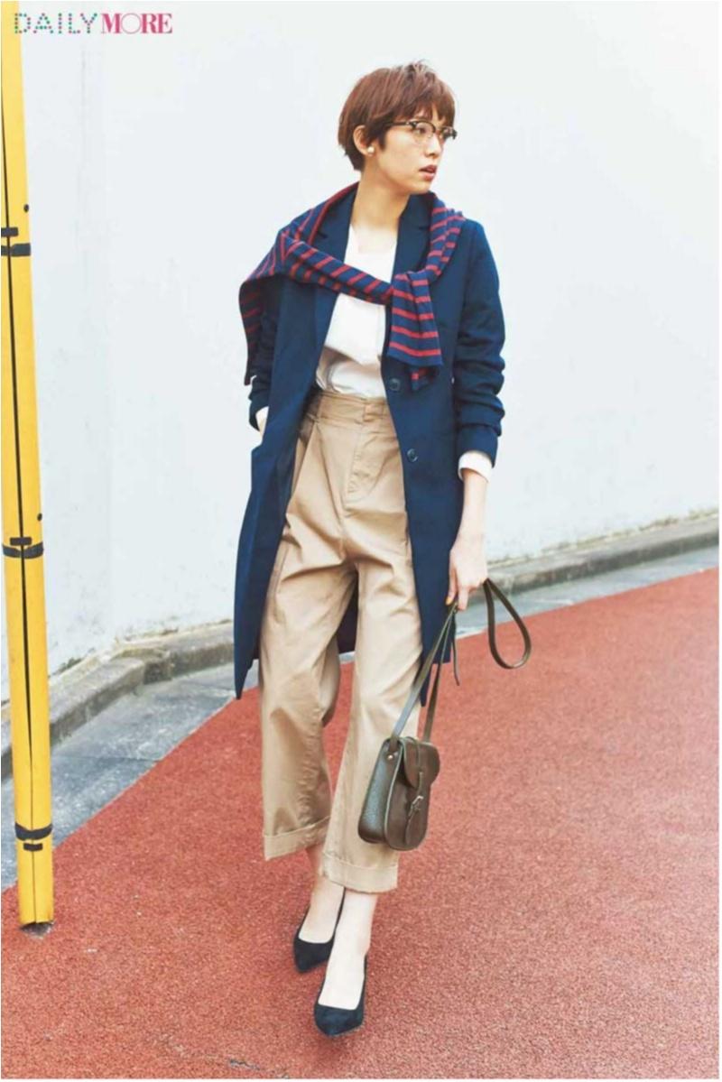 『ユニクロ』新作アウターが2週連続1位を獲得☆ 今週のファッション人気ランキングトップ3!_1_3
