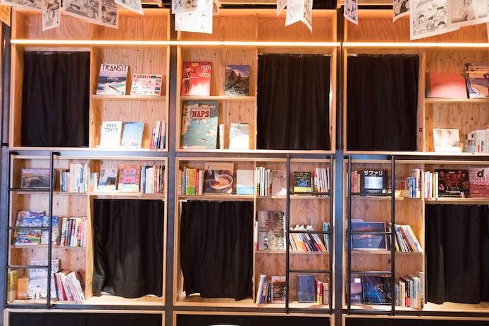 """新宿で最高の【非日常旅】ができる! """"泊まれる本屋""""『BOOK AND BED TOKYO』が最高だった♡_6"""