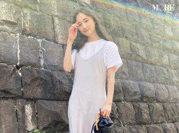 鈴木友菜の可愛さに、虹が出現!?【モデルのオフショット】
