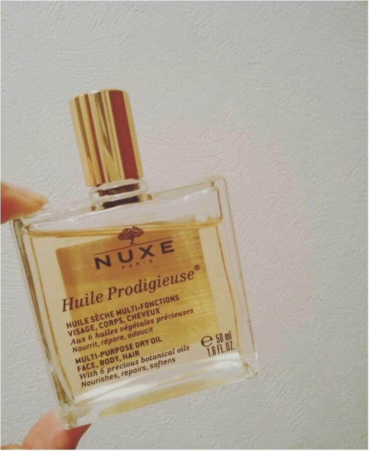 【nuxe】プロディジューオイルで、パリジェンヌ気分に♡_1