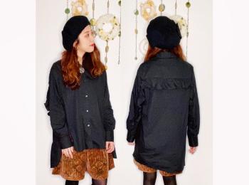 【オンナノコの休日ファッション】2020.11.05【うたうゆきこ】