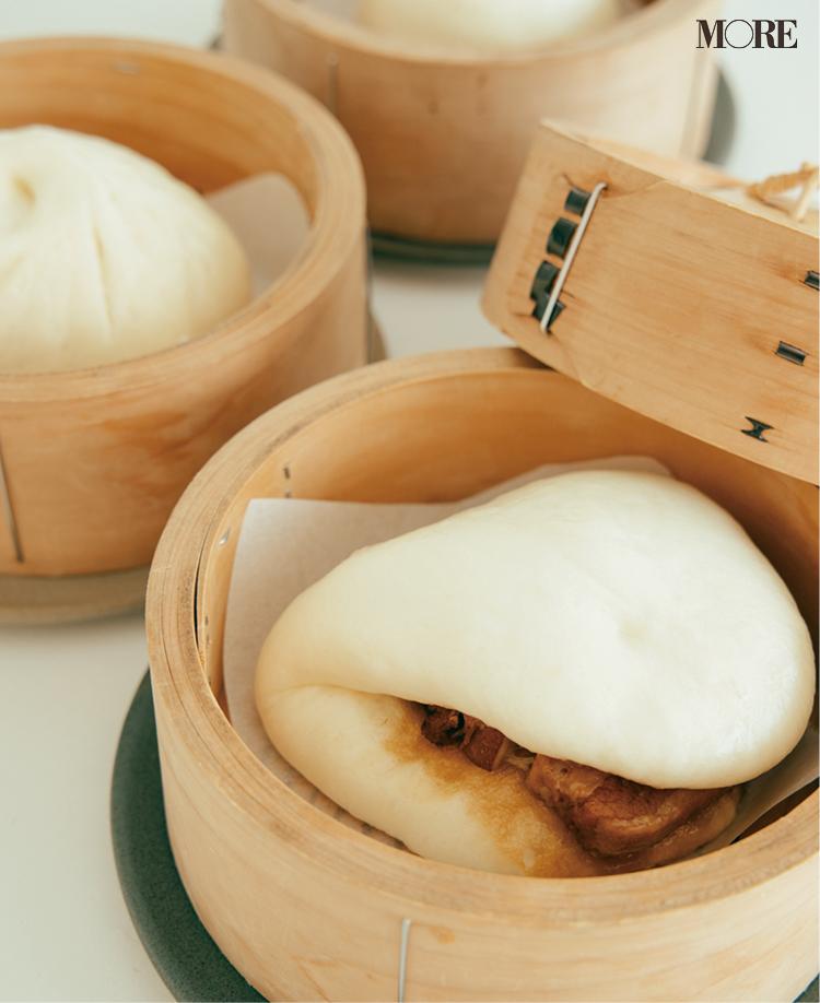 兵庫県のおすすめお取り寄せグルメ「神戸太平閣」の豚まん・甘まん・角煮まん
