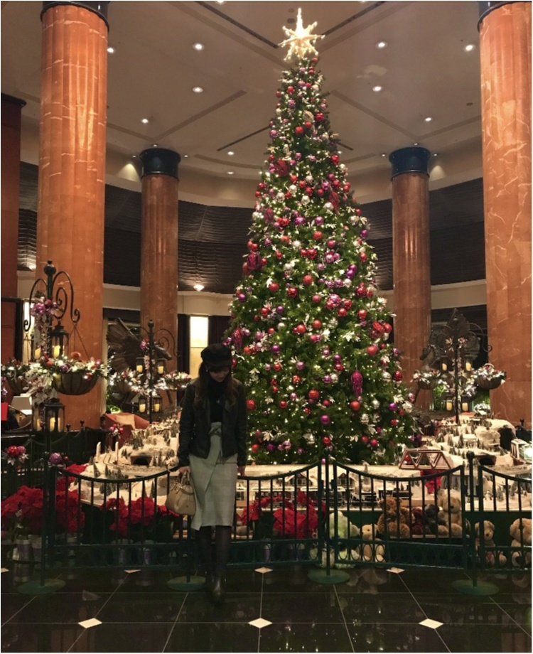 【X'MAS】今年もこの季節!デートにぴったり♪恵比寿で見るべきクリスマスツリーはこの2つ♥_8