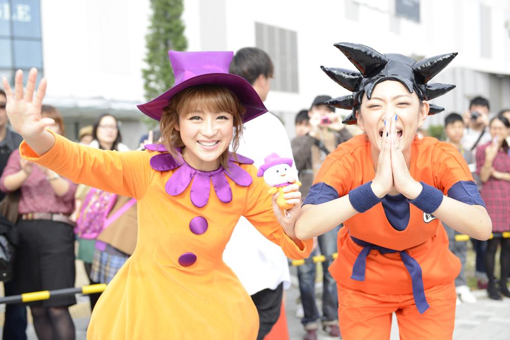 ハロウィーンイベント「めざましテレビ presents T-SPOOK」が、今年も10/24(土)、25(日)に開催!_1