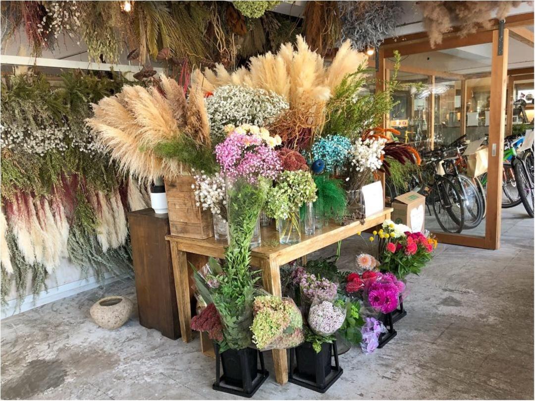 朝から素敵な一日に♡お花を見ながらいただく、おしゃれモーニング♡♡_2