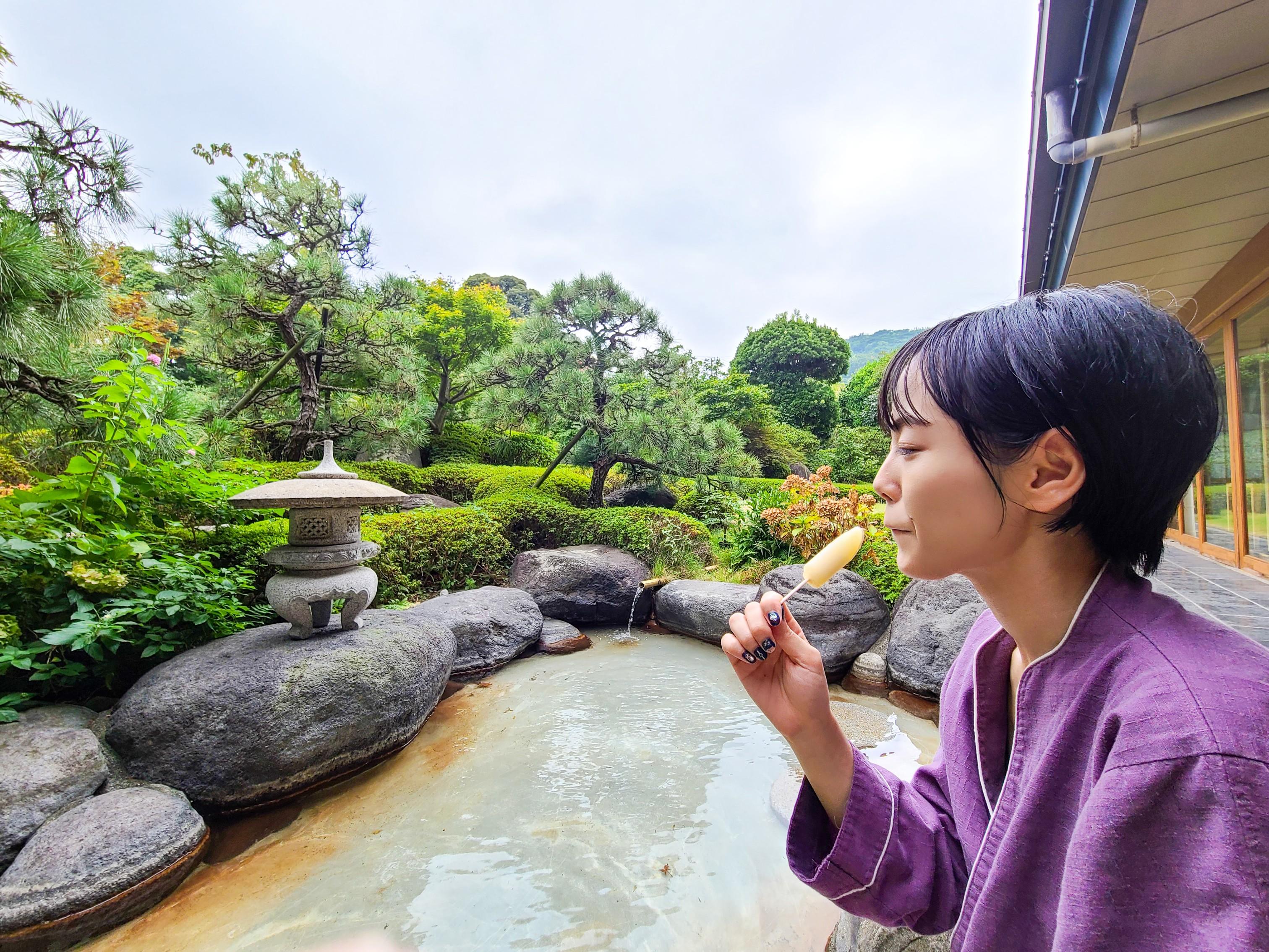 【女子旅におすすめ】静岡県・伊東市!大自然&星野リゾート界で楽しむのんびり旅☆_16