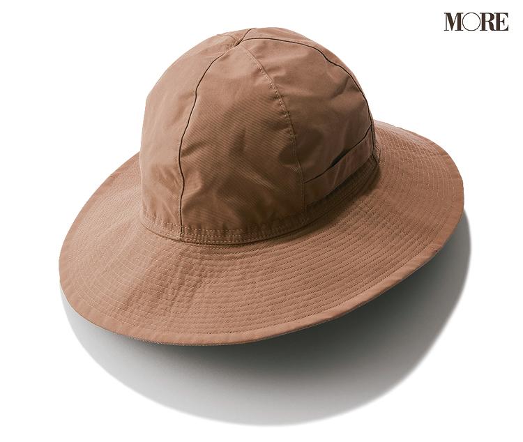 野暮ったさが可愛い帽子