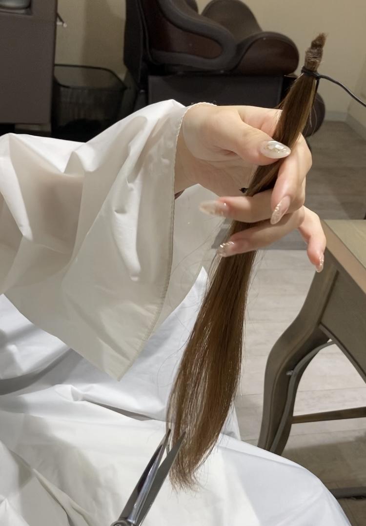 髪の寄付♡ヘアドネーションとは?_3