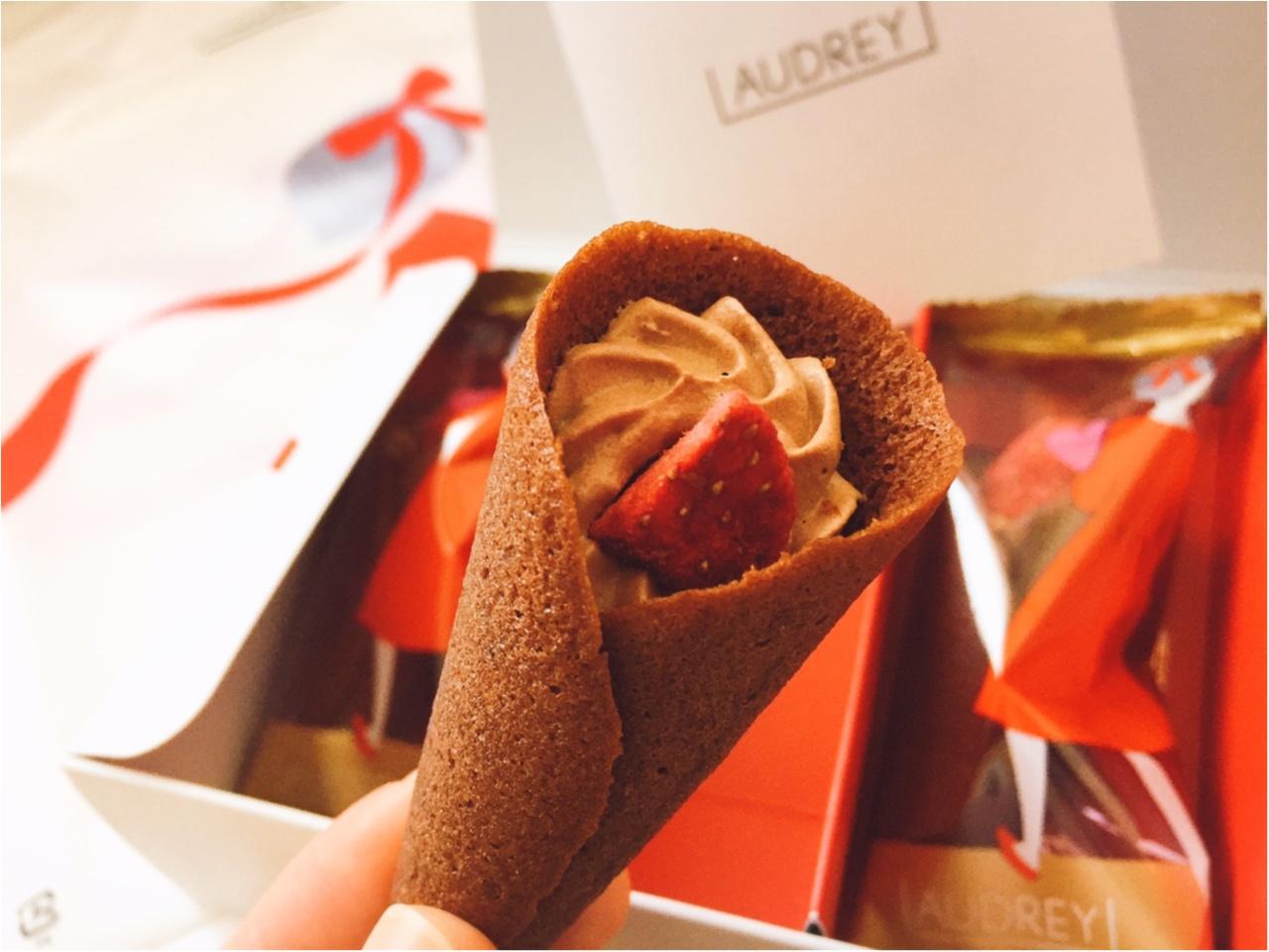 センスのよい友達から素敵なプレゼント!小さなブーケの形をした可愛い焼菓子って?_3