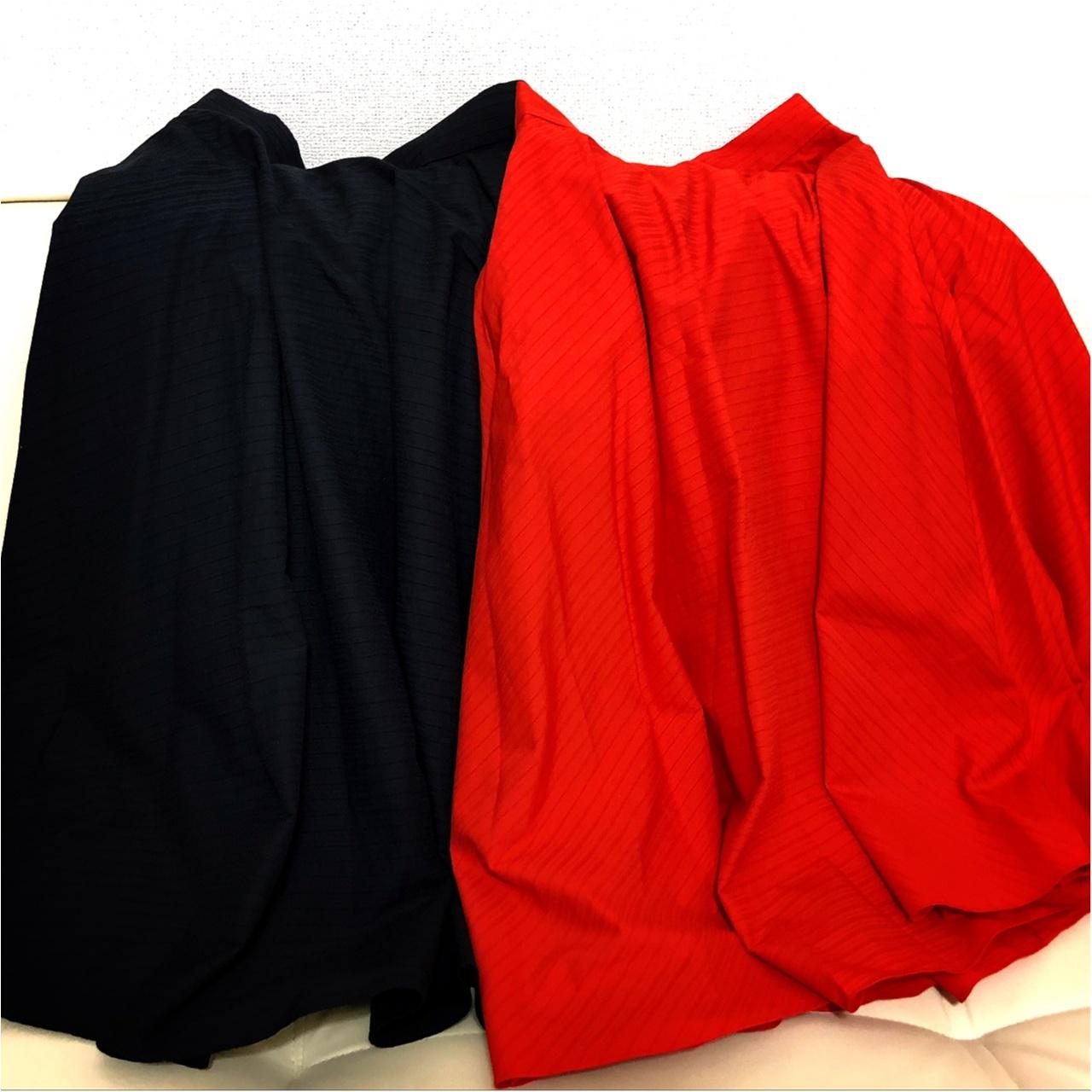 【春のユニクロ】買うなら今!限定価格のサーキュラースカートをイロチ買いしませんか?_1