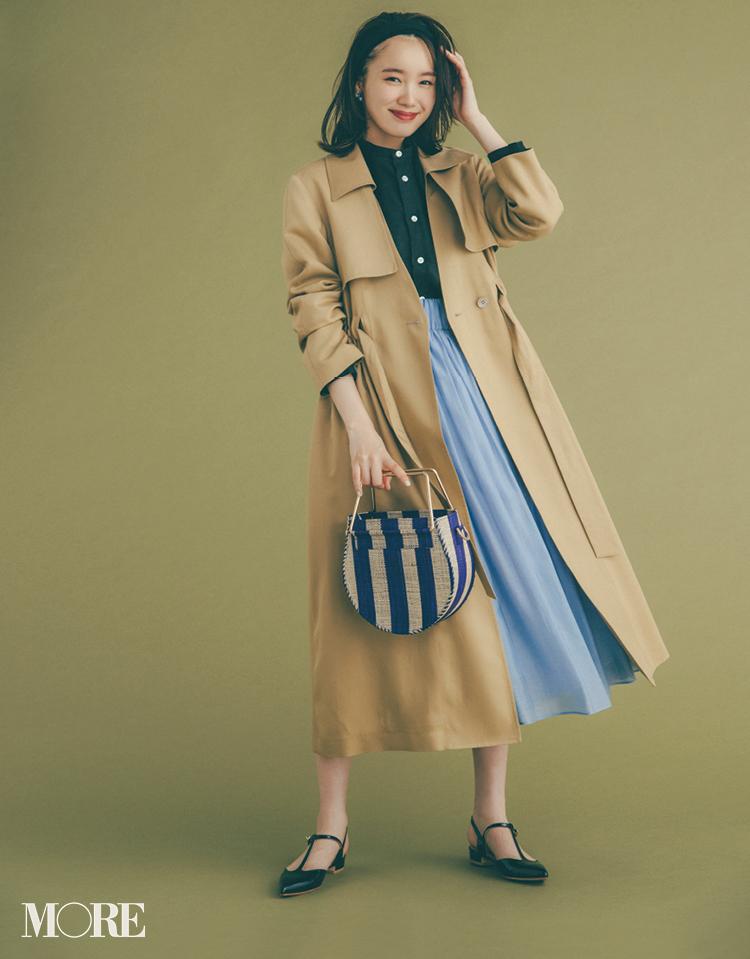 春のシャツコーデ特集《2019年版》- 20代女子におすすめ!オフィスカジュアルにちょうどいい きれいめシャツのコーディネートまとめ_16