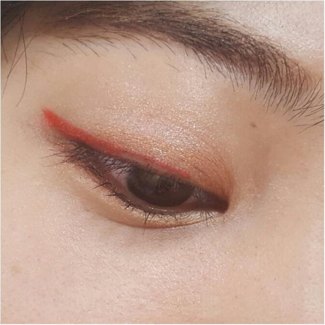 【マジョリカマジョルカ】オレンジフィーバー☆夏テラコッタ色メイクを楽しむ☆_3