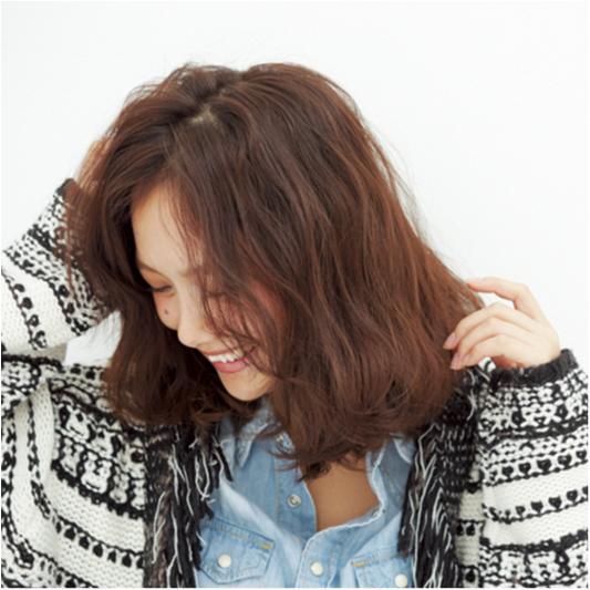【武智志穂Presents】冬から春に上手にシフトできる「旬小物×ヘアメイク」ーハット編ー_6