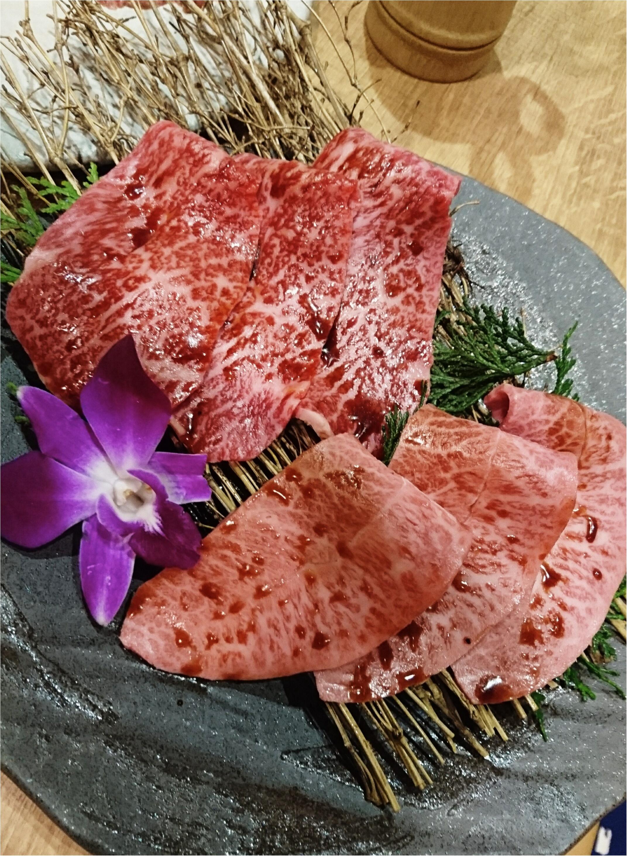 京都祇園の『焼肉 徳』で近江牛を堪能♥_5