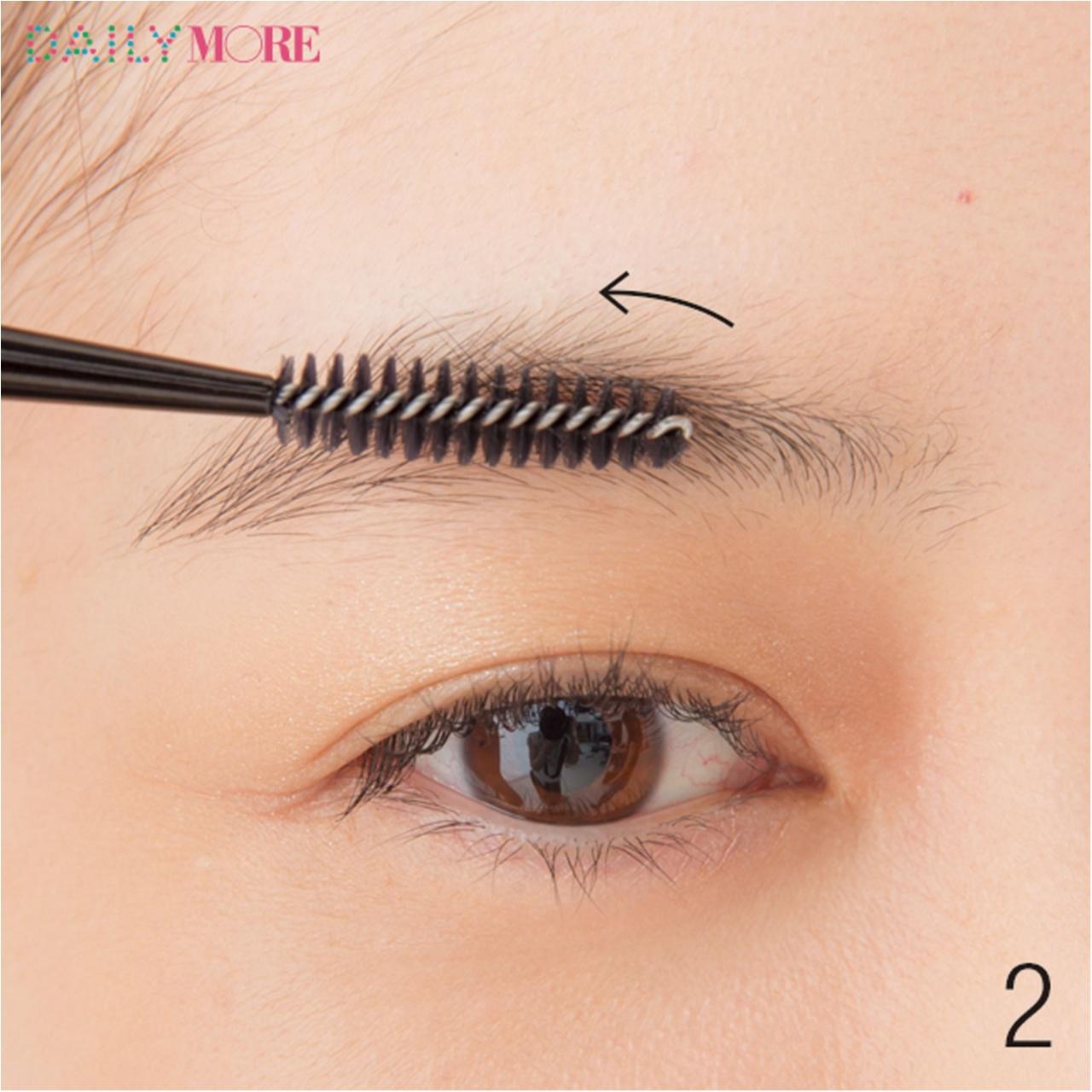 眉毛特集 - 世界一正しい眉の描き方 | アイブロウの描き方、メイクのプロセスやテクニックまとめ_24