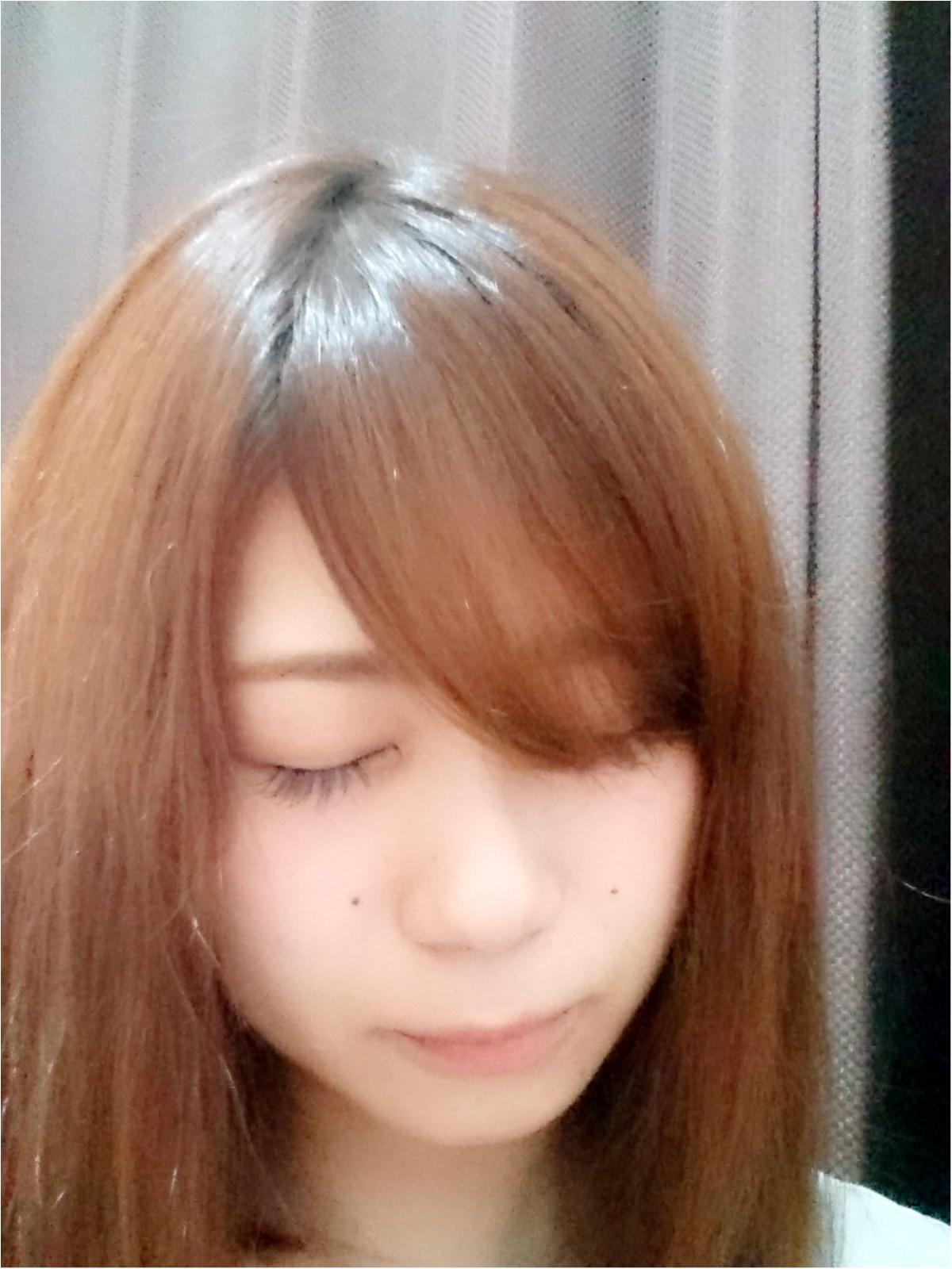 くせ毛さん集まれ~(^ω^) 簡単前髪ヘアアレンジ☆_1