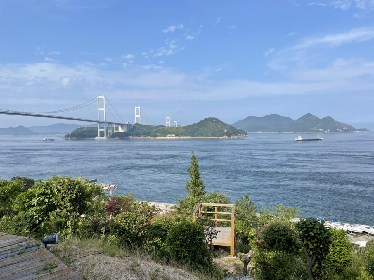 ここは天国…?瀬戸内海を一望できる『海のみえるカフェ』@愛媛_3