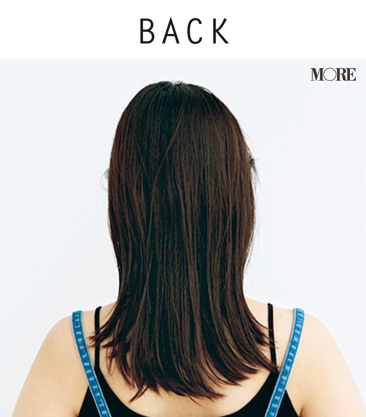 女っぽくて小顔に見えるダウンヘアとは? ラフな前髪や、サイドのニュアンスが作れるヘアスプレーやオイルの使い方も_7
