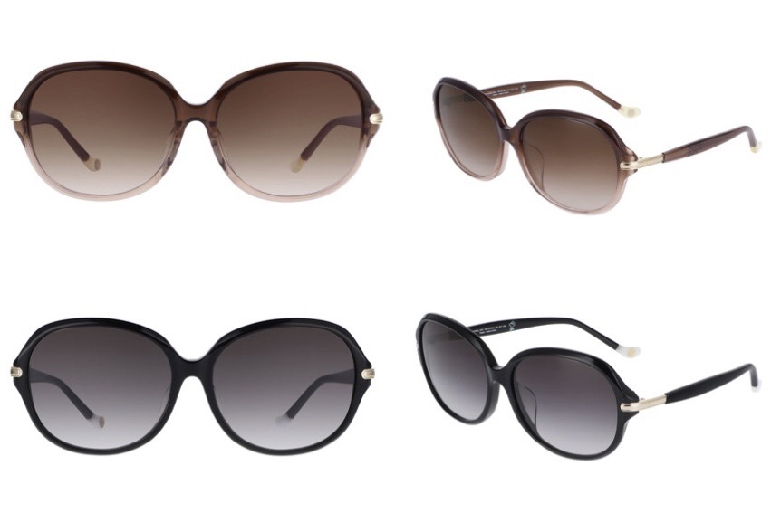 Zoff PEANUTS COLLECTIONの大きめサングラス