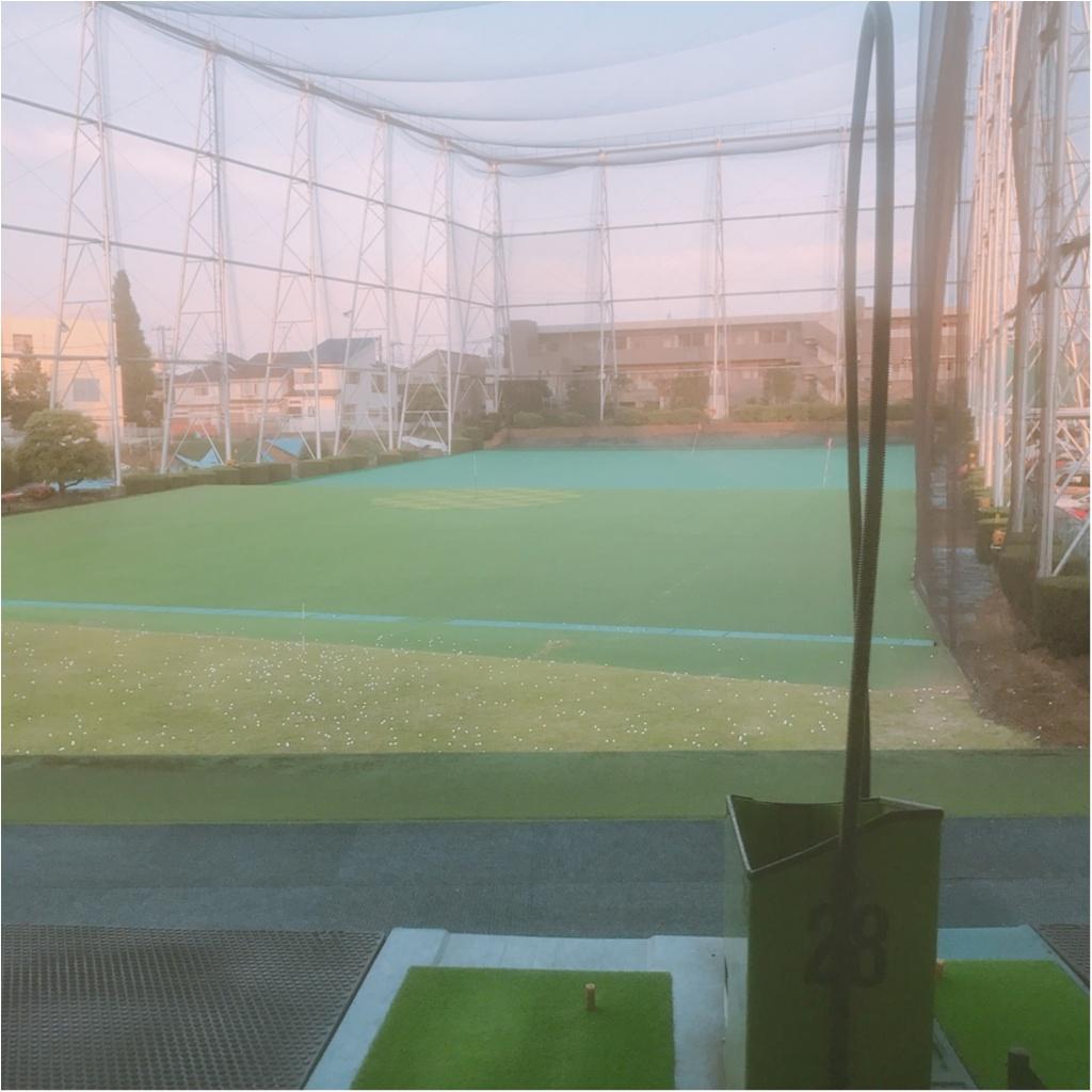 「打ちっぱなし」ってどんなところ?おすすめのゴルフ練習場をご紹介♡【#モアチャレ ゴルフチャレンジ】_1