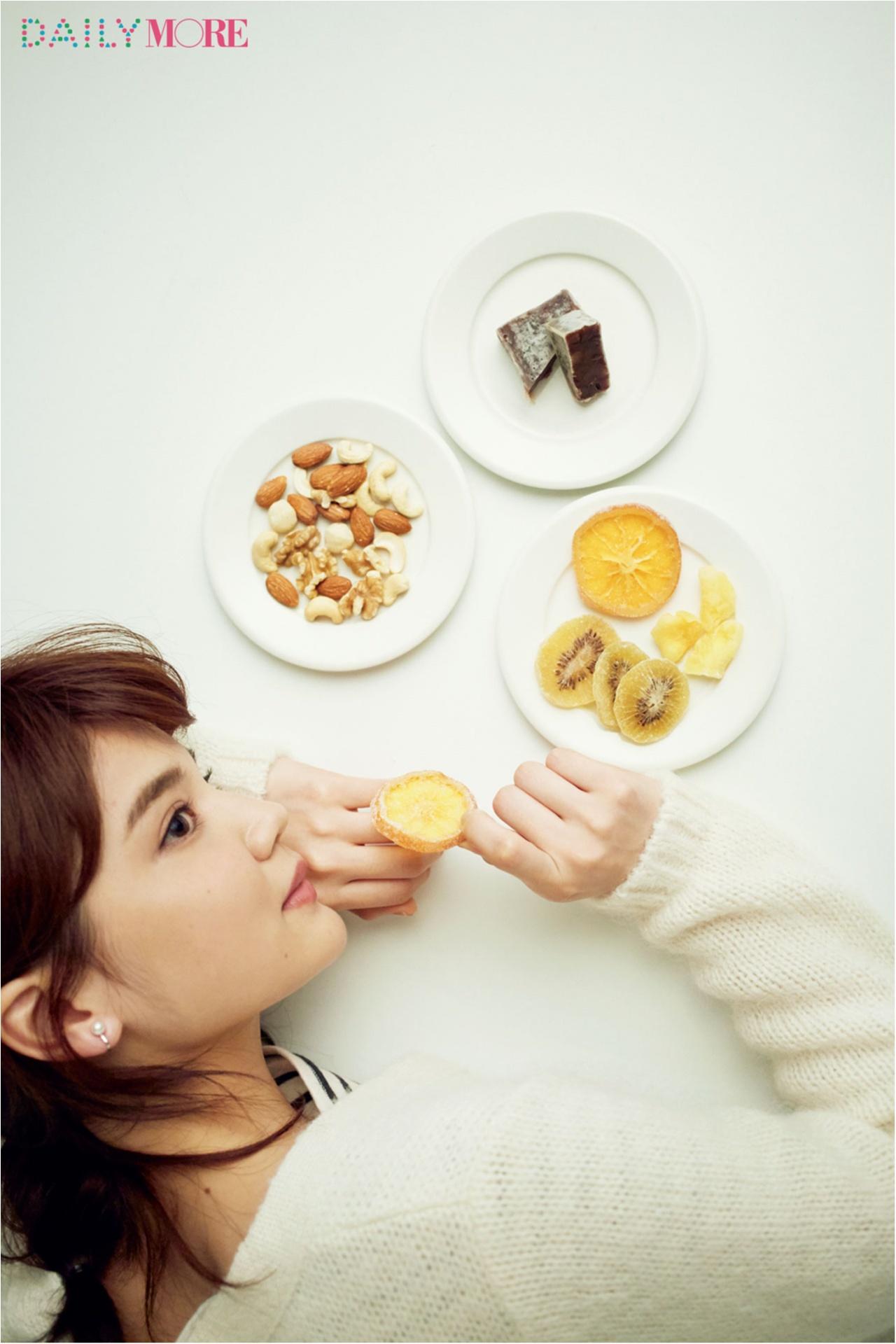 あずき、ナッツなどが体を温めるおやつって知ってた? 〝冷え〟を本当に取るためのQ&A ~食べ物編~_1