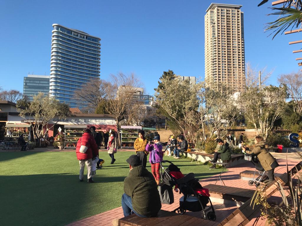 緑溢れる広場やカフェ、お花屋さん❤︎【SHARE GREEN MINAMI AOYAMA】がお洒落すぎる♡_12