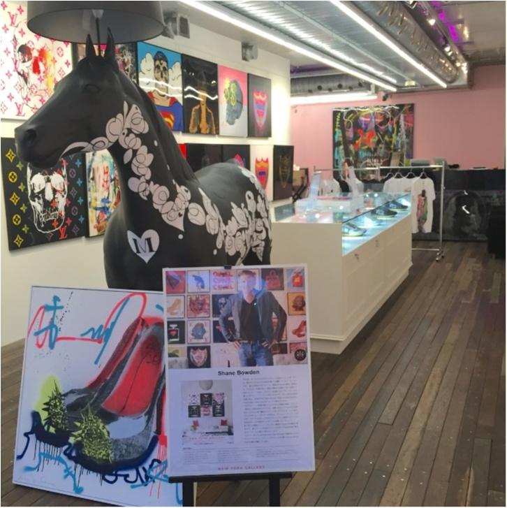 """【ART】知らないでしょう♡?表参道で本場NYのアートに出会える。入場無料の""""New York Gallery""""_2"""