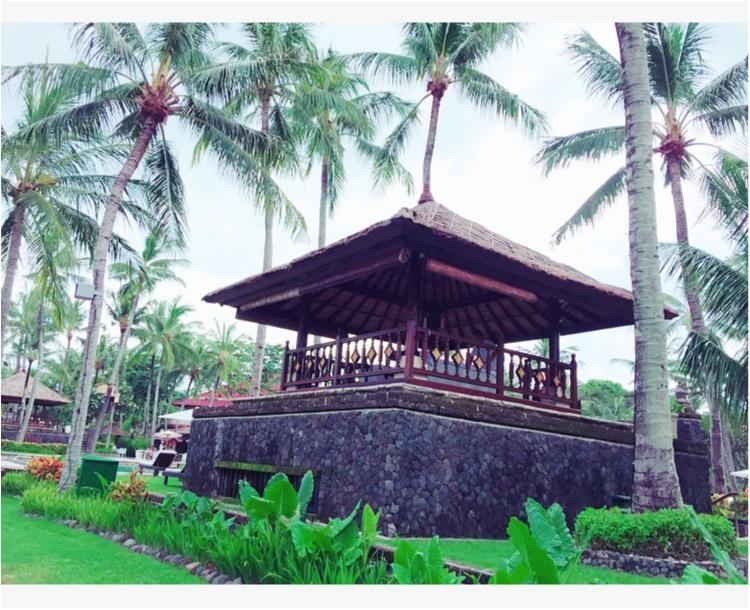 "【TRIP】BaliのHotelに悩んだら❤︎バリを存分に味わえる、極上リゾートの""インターコンチネンタルリゾートバリ""で決まり♡_11"